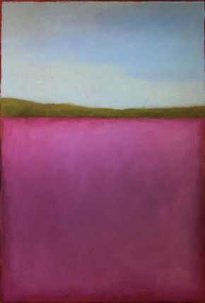 Color Field 197 60 x 40 $7,100