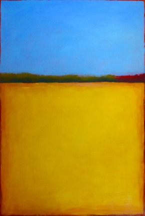 Color Field 198 60 x 40 $7,100