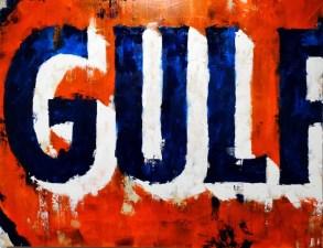 Gulf 48 x 60 $3,700